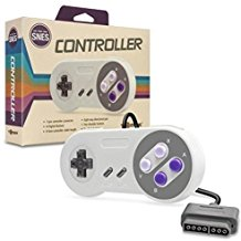 SNES: CONTROLLER - GENERIC (USED)